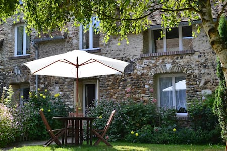 Le cottage rouge - Dannemarie - Ev