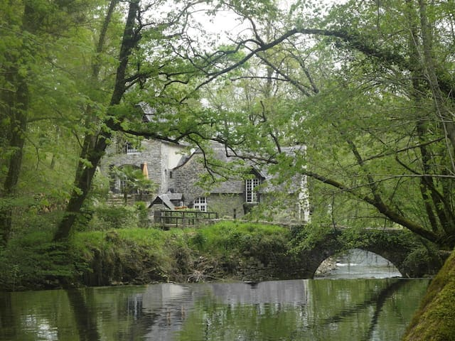Moulin de la Fontaine Cambot - Eysus - House