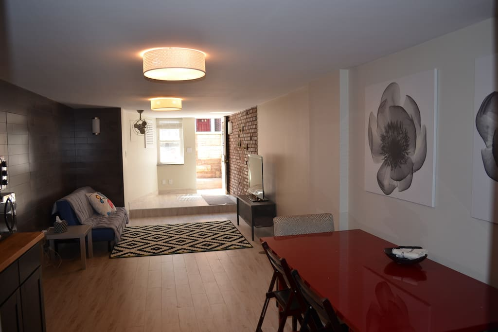 Chic 1 Bedroom Prospect Park Apartments For Rent In Brooklyn New York United States