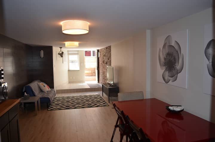 Chic & Clean 1 Bedroom - Prospect Park
