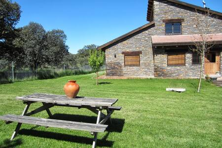 Country house with pool near Avila - House