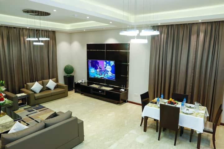 Luxury 2BHK flat @ RuRu Tower Juffair
