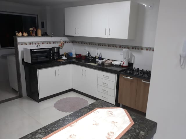 centro de Domingos Martins!apartamento luxo