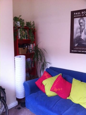 Spacious Double Room in Cosy Earlsdon House - Coventry - Casa
