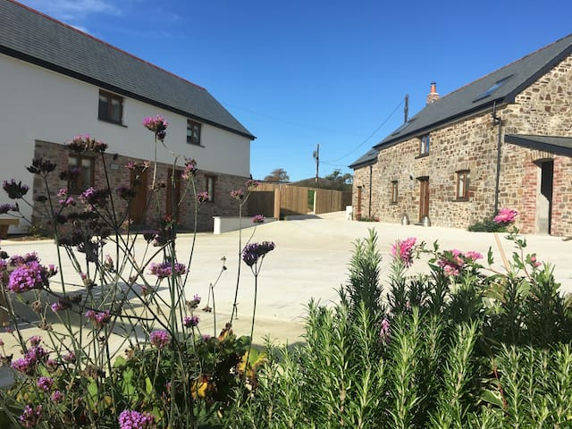 Exclusive hire of four cottages for a Get together