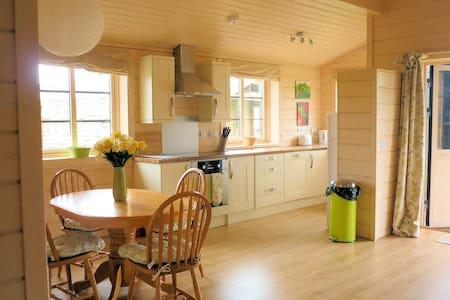 Skylark Lodge - Kirkbean - Hus