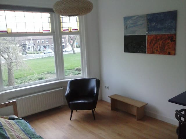 Sunny, Lght and Cozy Room - Leiden - Dom