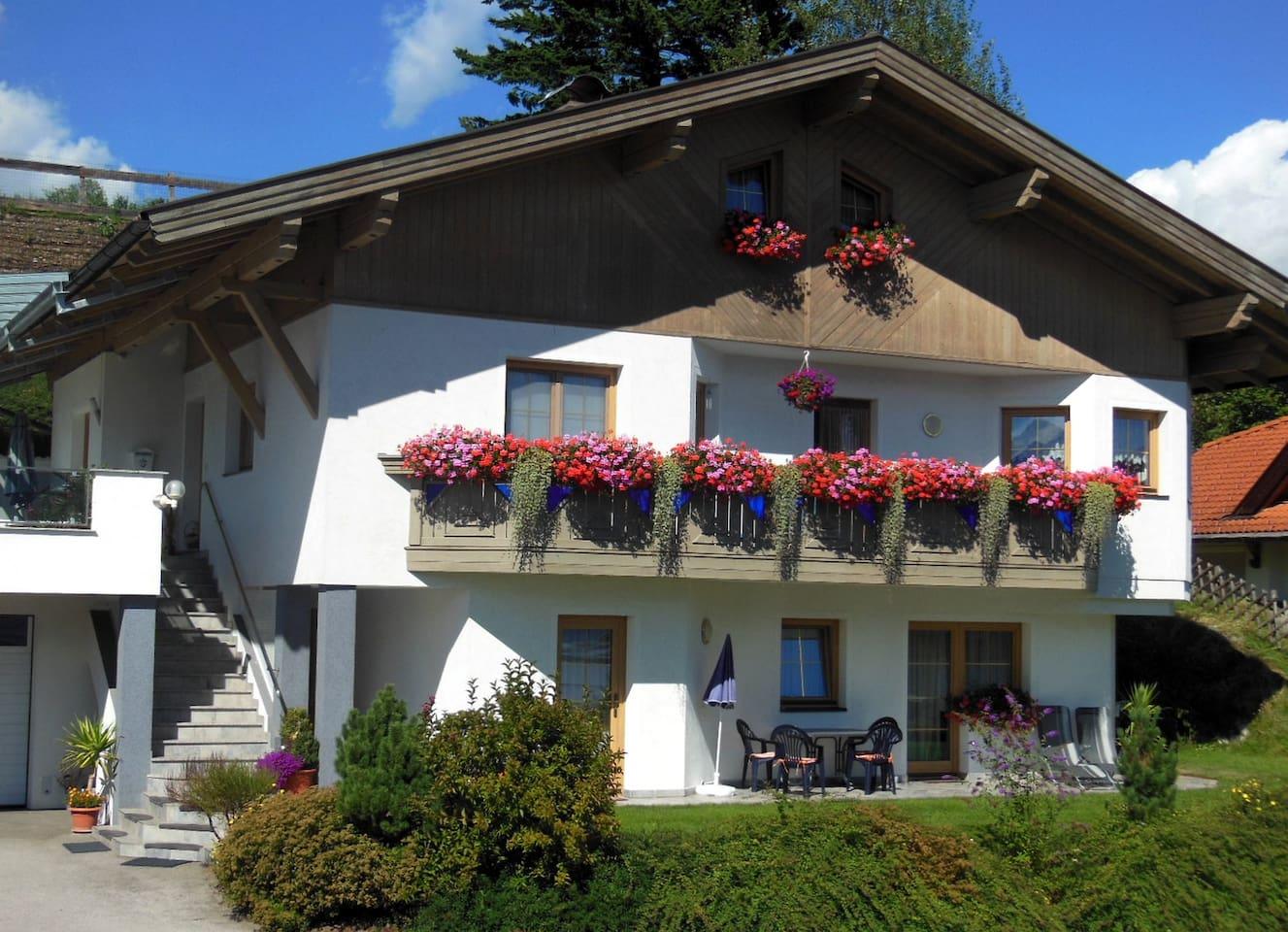 Ferienhaus Sporer