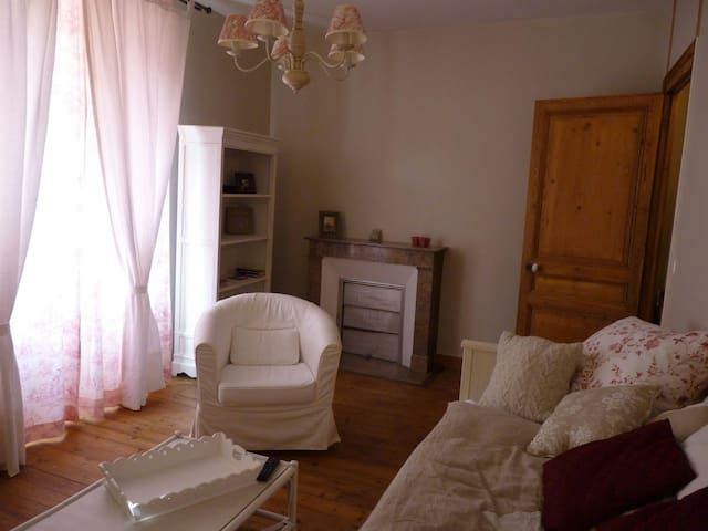 Chambre-salon