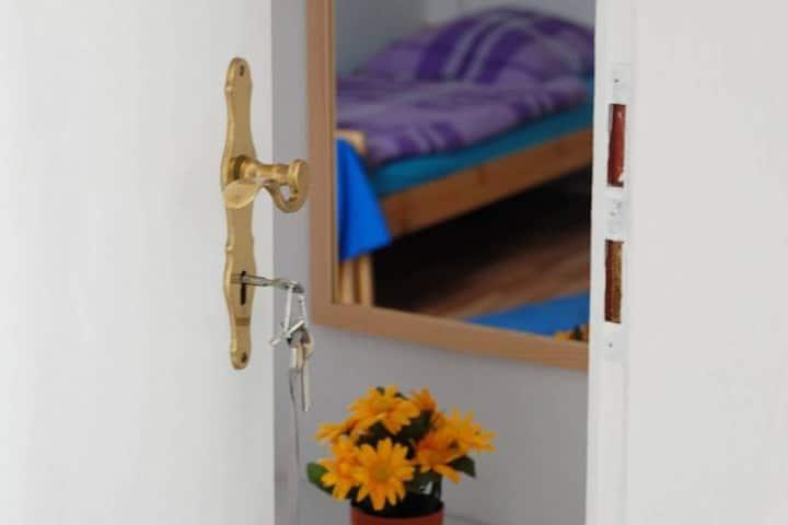 Zimmervermietung in der Altstadt Höxter - Zimmer 1