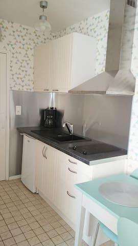 logement situé près du vignoble nantais au calme - Saint-Julien-de-Concelles - Apartamento