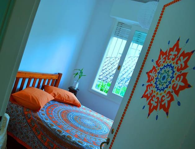 Comfortable Double Room Wide Window - São Paulo - Bed & Breakfast
