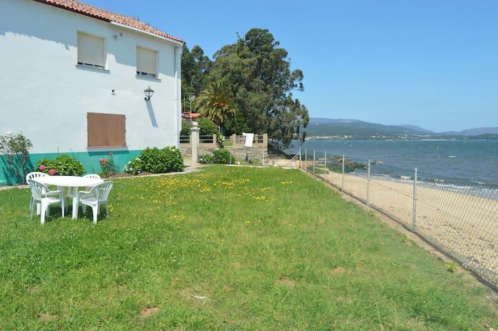 Casa en la playa - Boiro - Rumah