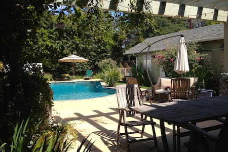 Charming Toluca Lake Guest House - Burbank - Dom