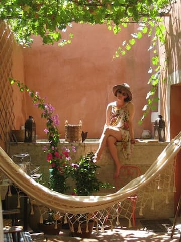 B & B Suite de charme La PrinceSse au PeTit pOis - L'Isle-sur-la-Sorgue - Bed & Breakfast