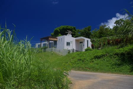 Garden Cottage - Hills & Ocean View - Dům