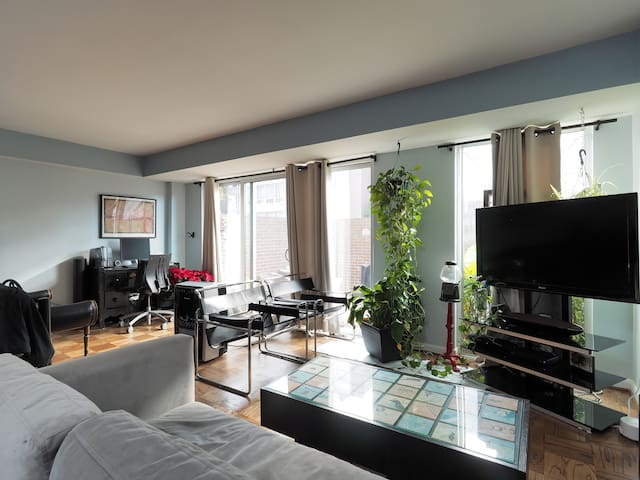 Studio apartment & parking - great location - Waszyngton - Apartament