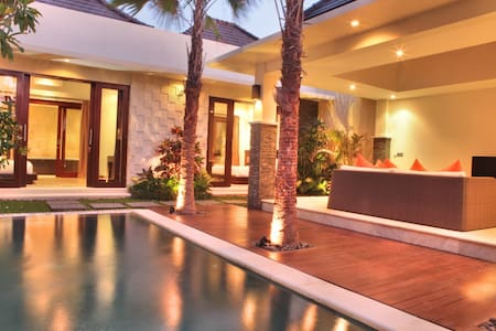 Villa Kutat Lestari 2 is located side by side with our other one in this listing.  Its also a Twin 2 bedrooms villa located in Kutat Lestari Sanur which is only couples minutes away for the heart of Sanur.