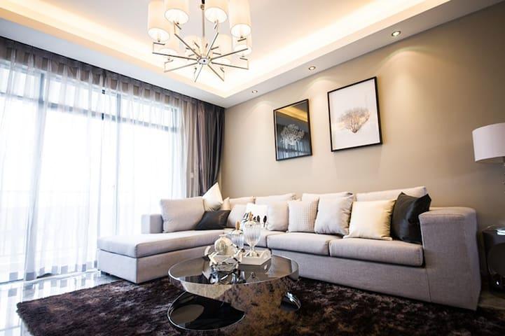 古茶墅度假屋-简约时尚风格 - Baoshan Shi - Condominium