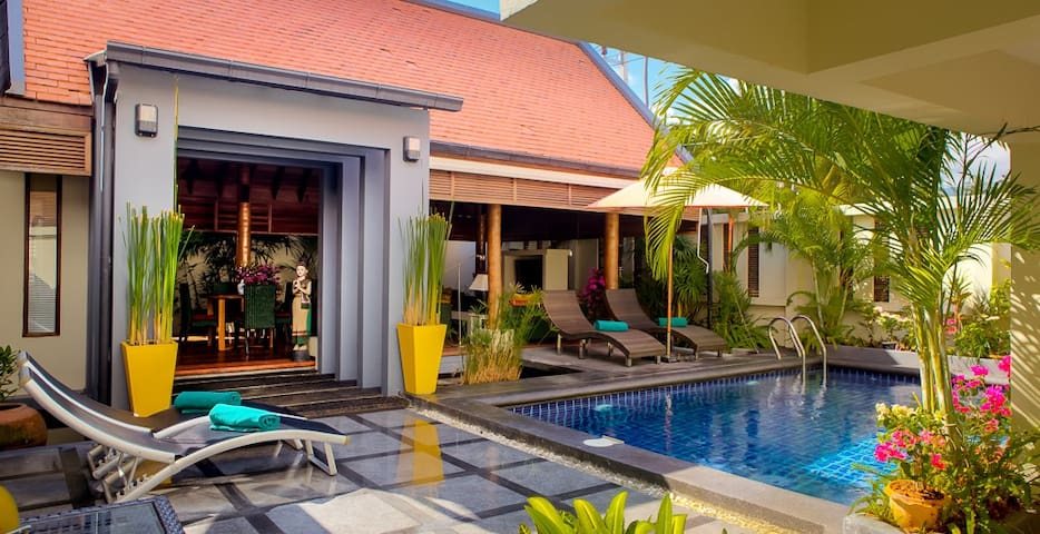 Graceful & Romantic 1 Bedroom Villa with Pool - Ko Samui - Villa