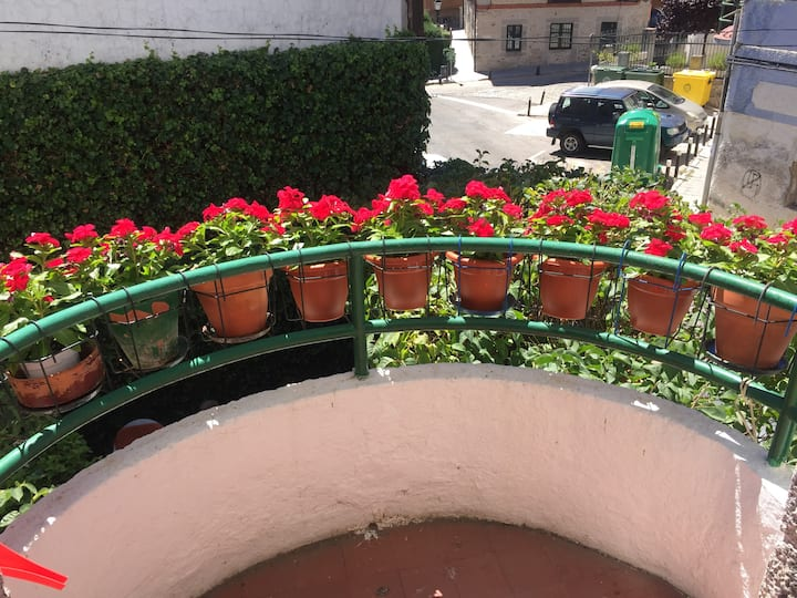 El balcón de Araceli