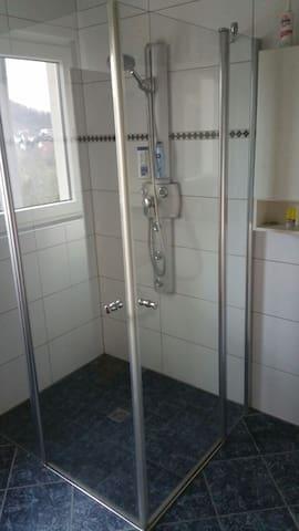 Gemütliche Wohnung - Fulda - Appartement