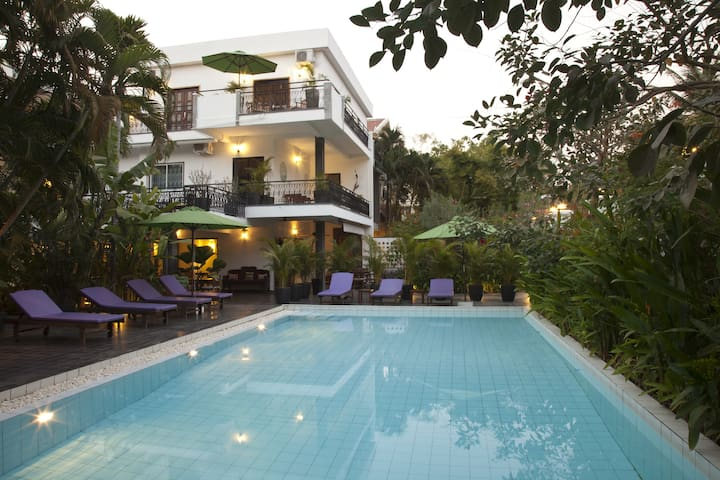 An Oasis of Calm in the City - Phnom Penh - Hotel boutique