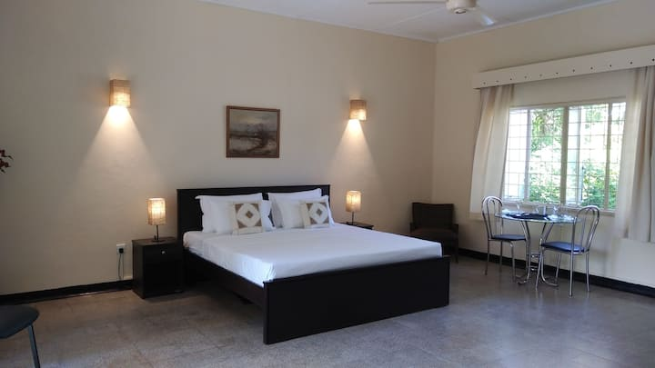 Garden View Apartment On Park Road Colombo 5