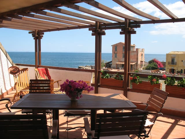 Relaxing seahouse - Santa Flavia - Apartment