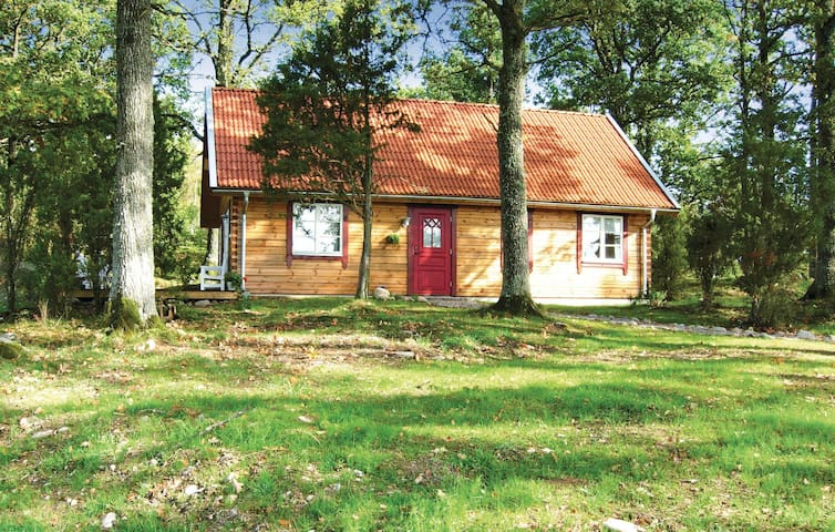 Holiday cottage with 2 bedrooms on 83m² in Sävsjö