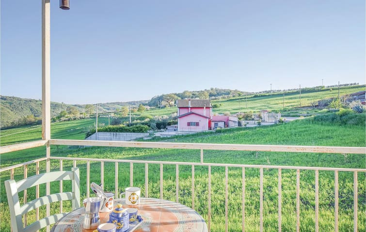 Holiday apartment with 1 bedroom on 60m² in Pesco Sannita (BN)
