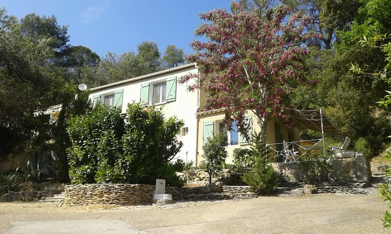 Cottage in South France near to CARCASSONNE castle - Aragon - Nature lodge