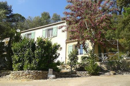 Urlaub in einem ruhigen Bergdorf bei Carcassonne - Aragon - Natur-Lodge