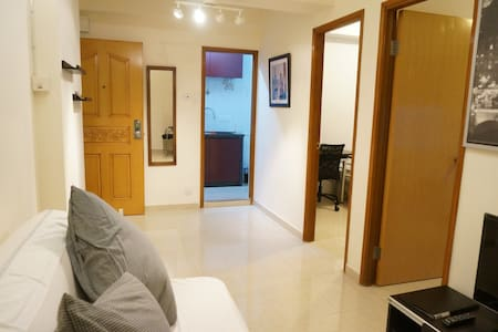Central 2BdRm LanKwaiFong wRoof 1C