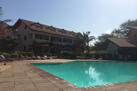 5* Apartment with pool,beach beds. - Apartment