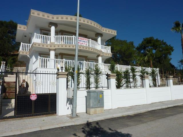 Luxery villa wiht privite  pool - Kemer - Hus