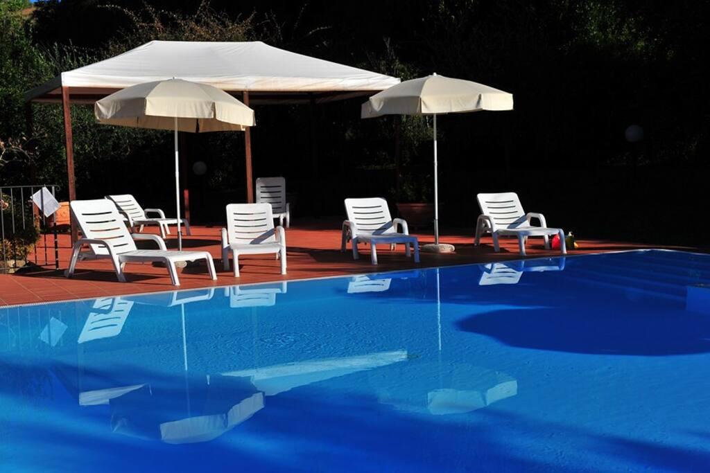 piscina gazebo