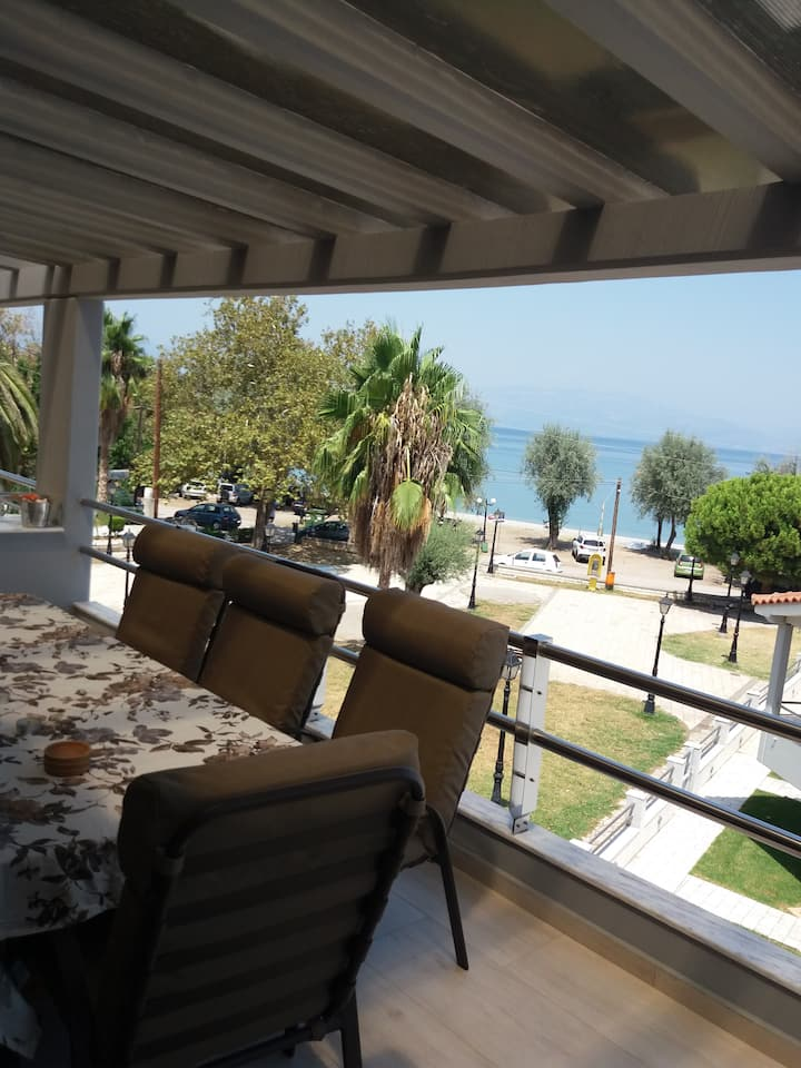 Apartment on Elaionas AXAIAS Greece