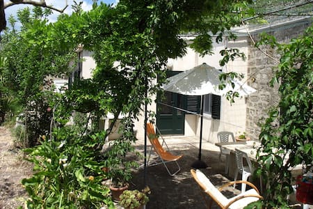 Ciaramira, casa vacanze nel verde - Modica - Hus