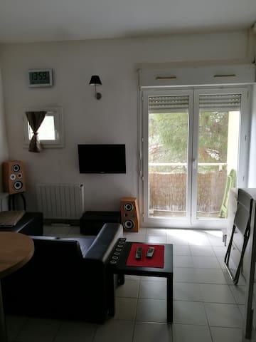 Mini duplex T2 38m2