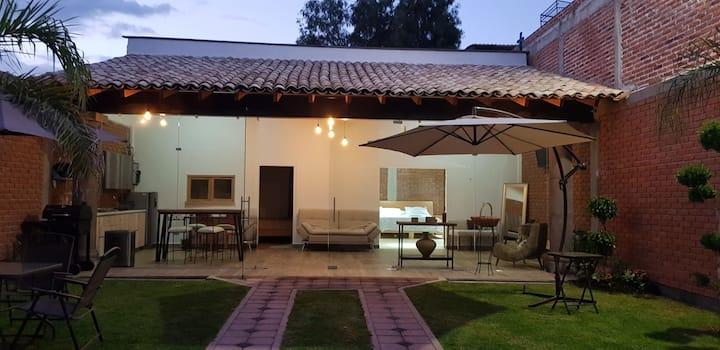 Casa de Campo Tepotzotlán