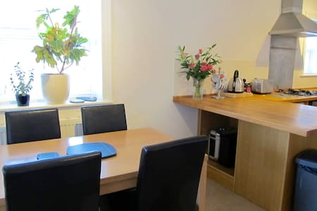 The Annexe, Spacious ff loft apartment - Plymouth