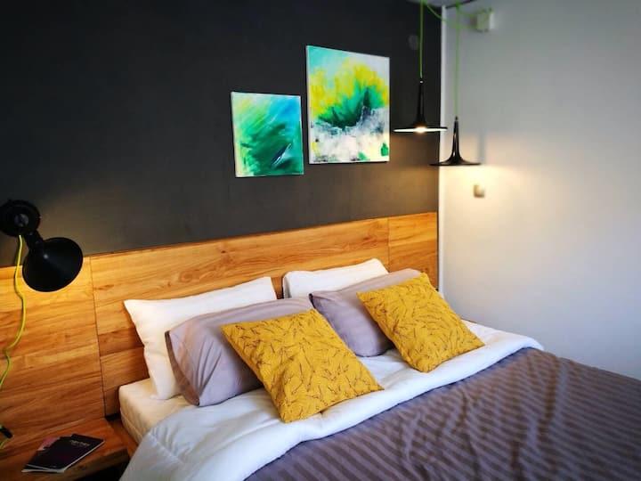 Cres, Art Lime Studio Apartment65, Croatia