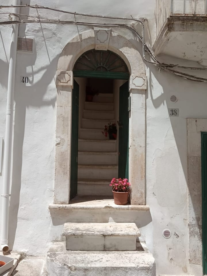 Casa Tina - Typical Dwelling of the White Town