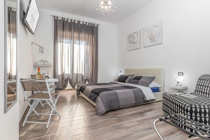 Scirocco Rooms - Stanza 3