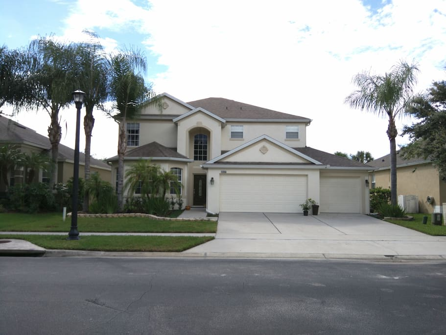 5 Bedroom Family Vacation Pool Home Houses For Rent In Orlando Florida United States