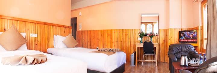 Hotel Oro Villa - Room 205 is standard double room