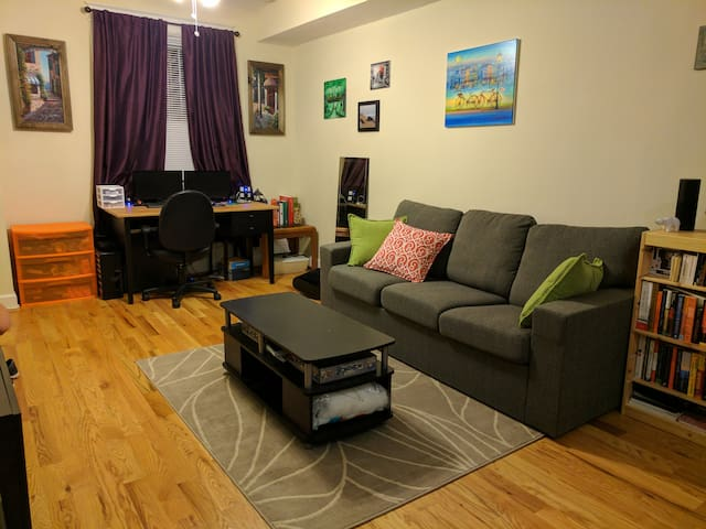 Modern and Comfy Apt in Capitol Hill Neighborhood - Washington - Apartemen