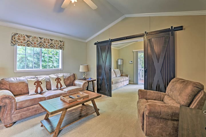 Winter Haven Home w/ Private Canal Access to Lake Eloise