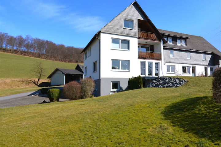 Modern Apartment in Sellinghausen with Terrace